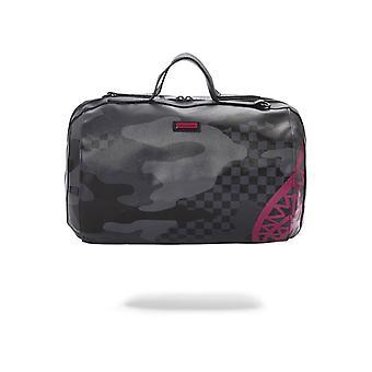 Sprayground Shark Drip Tube Duffle Bag