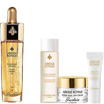 Guerlain Set Abeille Royale Youth Watery oil 4 unidades