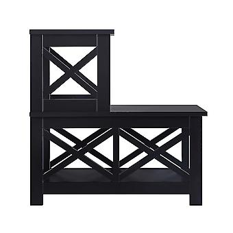 Oxford 2 Step Chairside End Table - S20-345