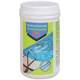 SCHUROCO® 5in1 Multitabs, 1 kg