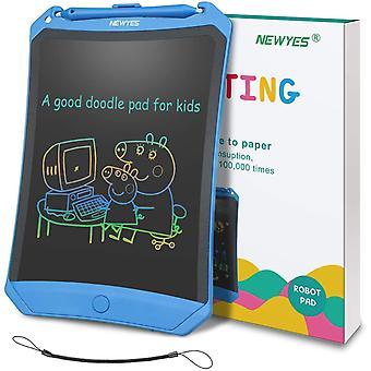 FengChun Kinder Tablet LCD Schreibtafel Schreibtablett - - 8,5 Zoll - Blau