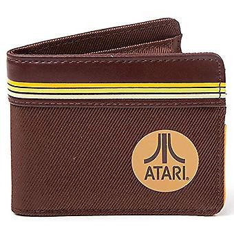 Atari Arcade Life Wallet, Brown