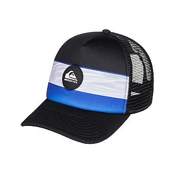 Quiksilver Tijuana Trucker Cap in Dazzling Blue