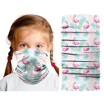 Masque anti-poussière pour enfants impression numérique masque solaire multifonctionnel