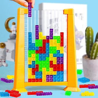 حجم الحياة 3D تتريس لعبة لغز tangrams للأطفال