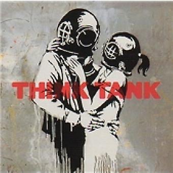 Blur Think Tank CD