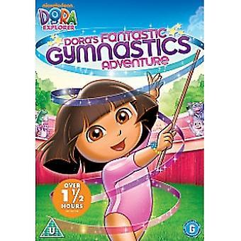 Dora The Explorer - Doras fantastischeGymnastik Abenteuer DVD