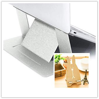 Moft invisible laptop stand ultra-thin integrated folding flat portable stand