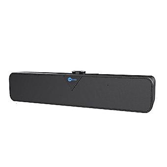 Tv Sound Bar Haut-parleur bluetooth filaire et sans fil