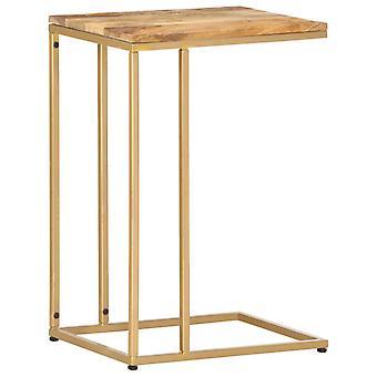 vidaXL Sivupöytä 35×45×65 cm Massiivipuumango