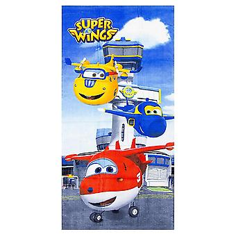 Master Aviaries Super Wings Jett, Jocke &Meral Towel Bath towel