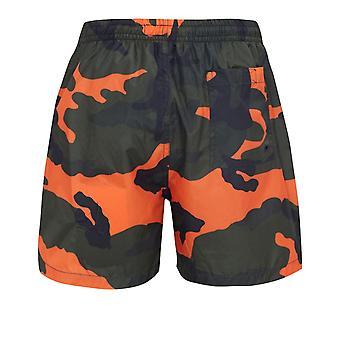 Brave Soul Boys Camouflage Imprimer Maillots de bain