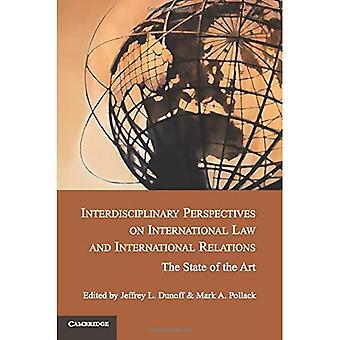 Interdisciplinary Perspectives on International Law and International Relations'