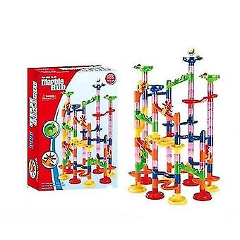 Building Pipe Blocks For Ball Circuit Marble Race Run Maze Toy