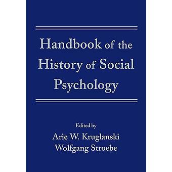 Handboek van de Geschiedenis van sociale psychologie
