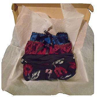 Fauve Gift Box Collection 3 Pack Brianna Tai Briefs Cream/White