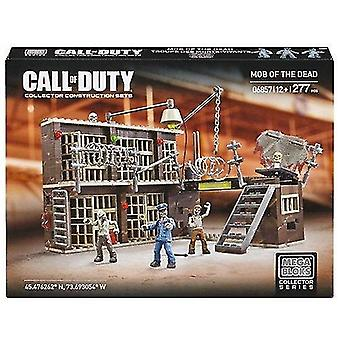Video game consoles mega bloks call of duty mob of the dead
