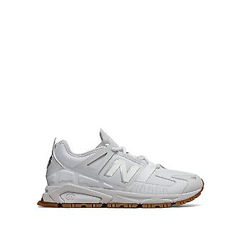 New Balance Men's X - Racer Sportstyle Sneakers Off White