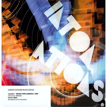 900X - Library Catalog Music Series: Music for [Vinyl] USA import