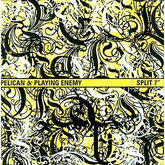Pelikaan/Playing vijand - Split 7 (gekleurde) Rsd Reissue [Vinyl] USA import