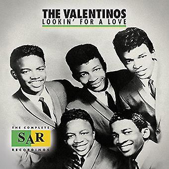 Die Valentinos - die komplette Sar Rec [CD]-USA import