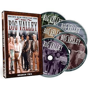 Big Valley: Importation saison deux USA [DVD]