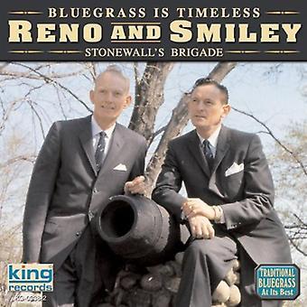 Reno & Smiley - Stonewall's Brigade [CD] USA import