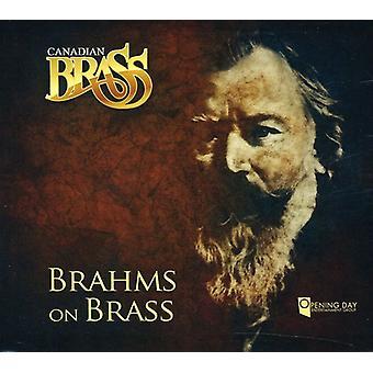 Canadian Brass - Brahms on Brass [CD] USA import
