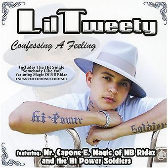 Lil' Tweety - confesser une importation USA sentiment [CD]