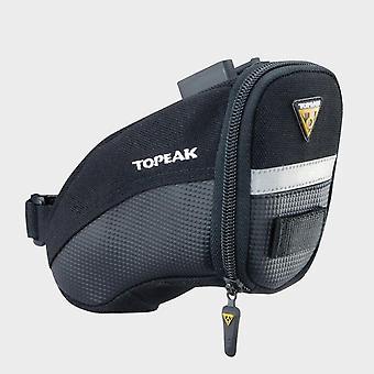 New Topeak Aero Wedge Quick Clip Saddle Bag (Small) Cycling Bag Multi