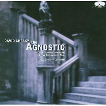 D. Chesky - David Chesky: The Agnostic [CD] USA import