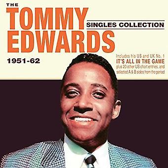 Tommy Edwards - importation USA Edwards Tommy-Singles Collection 1951 [CD]