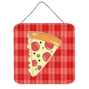 Carolines schatten BB7057DS66 plak van Pizza muur of deur hangen Prints