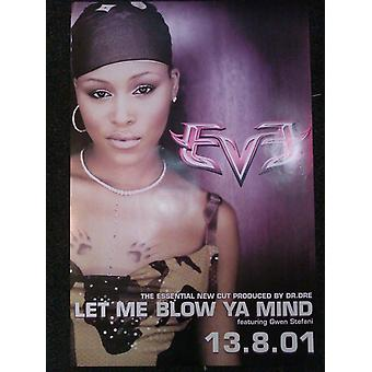 Eve Let Me Blow Ya Mind Poster