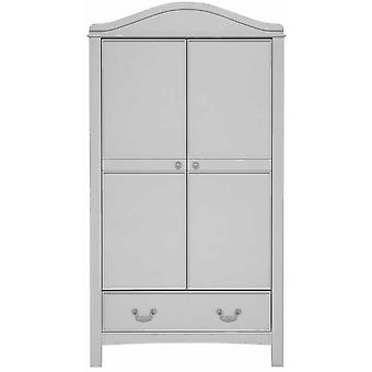 East Coast Nursery Toulouse Wardrobe French Grey