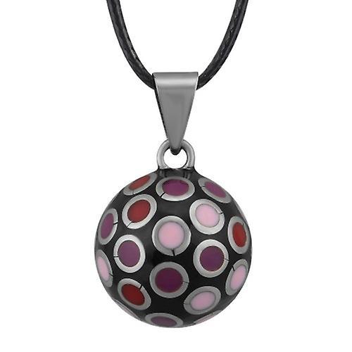 Harmony Ball Silver Pattern Pendant Choice of 4styles