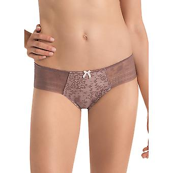 Rosa Faia 1353.1-769 vrouw Fleur Berry roze Floral Lace Knickers Panty volledige briefing