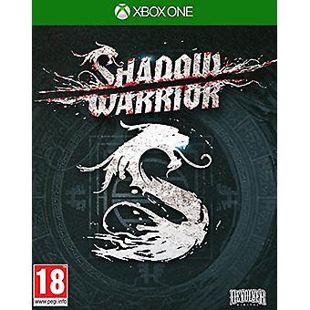 Shadow Warrior (Xbox One)-ny