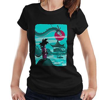 Dragon Ball Z evige Dragon kvinders T-Shirt