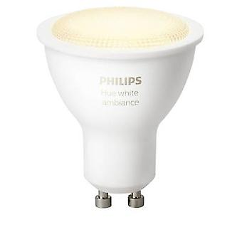 Philips Lighting Hue LED light bulb (single) EEC: A (A++ - E) White ambiance GU10 5.5 W Warm white, Neutral white, Cold white