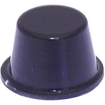 TOOLCRAFT PD2164SW fot självhäftande, cirkulär svart (Ø x H) 16,5 x 10,2 mm 1 dator