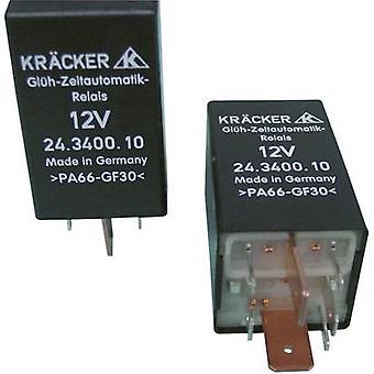 Kräcker 24.3400.10 Automotive relay 12 Vdc 40 A 1 maker