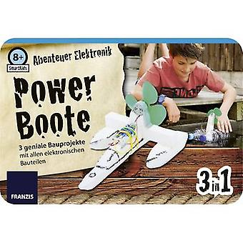 Franzis Verlag 65212 SmartKids Eventyr Elektronic Power Boot Assembly kit 8 år og over