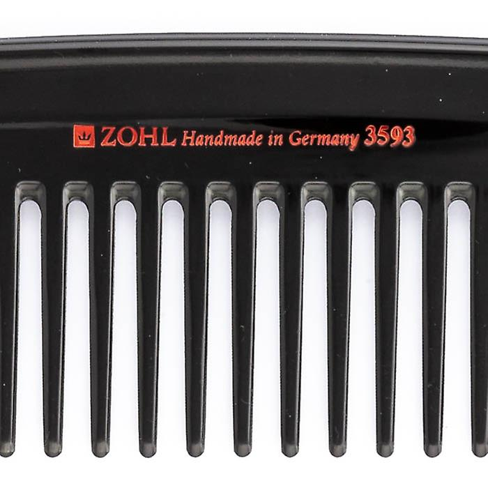ZOHL Wide Toothed Hair Comb Rake 15cm