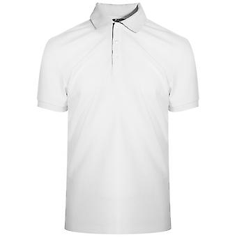 Lagerfeld Lagerfeld White Polo Shirt