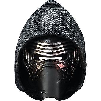 Kylo Ren Star Wars Maske aus Pappe für Erwachsene