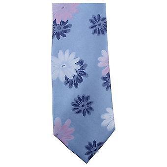 Knightsbridge dassen Floral ex aequo - blauw