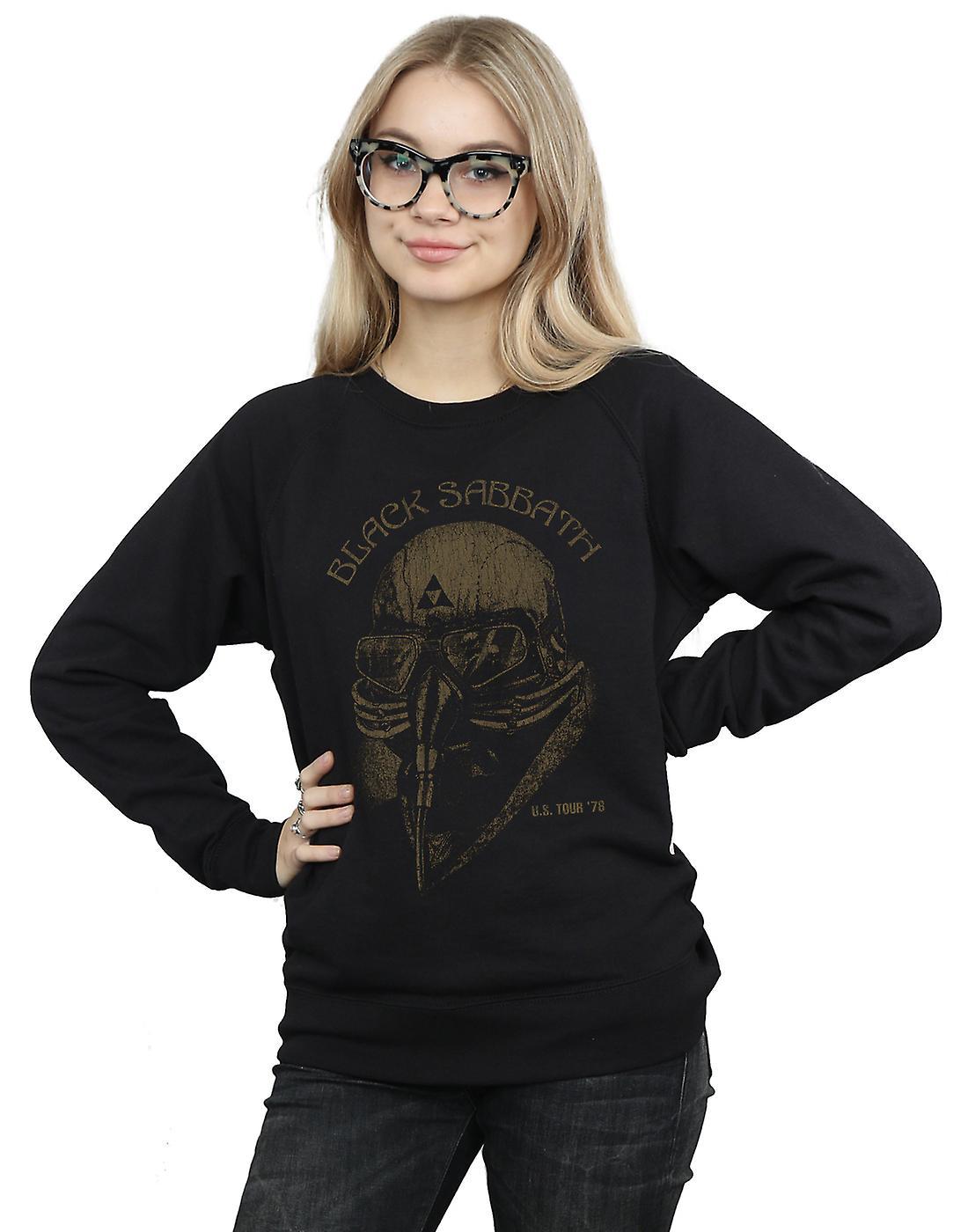 Black Sabbath Women's Tour 78 Sweatshirt