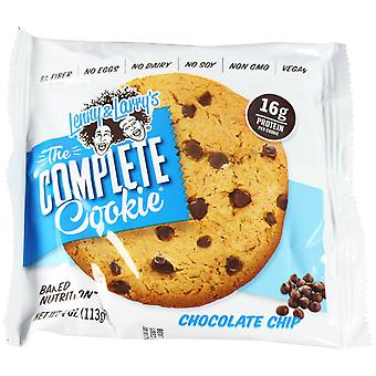 Lenny & Larry's Complete Cookies In Flavour Chocolate Chip x 6 Cookies