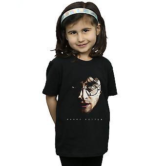 Harry Potter Girls Dark muotokuva t-paita